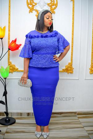 Classy Turkey Lacy Top Skirt,Colours Available in Sizes | Clothing for sale in Lagos State, Lagos Island (Eko)