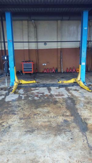 A Big Functional Auto Workshopbodyshop for Commercial Lease;   Commercial Property For Rent for sale in Lagos State, Abule Egba