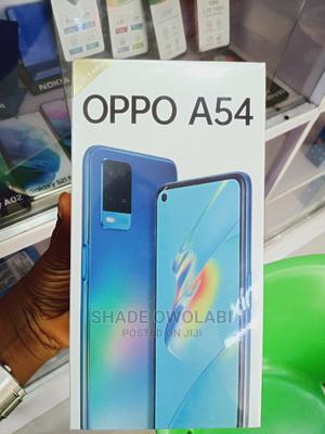 New Oppo A54 64 GB Blue | Mobile Phones for sale in Kwara State, Ilorin West