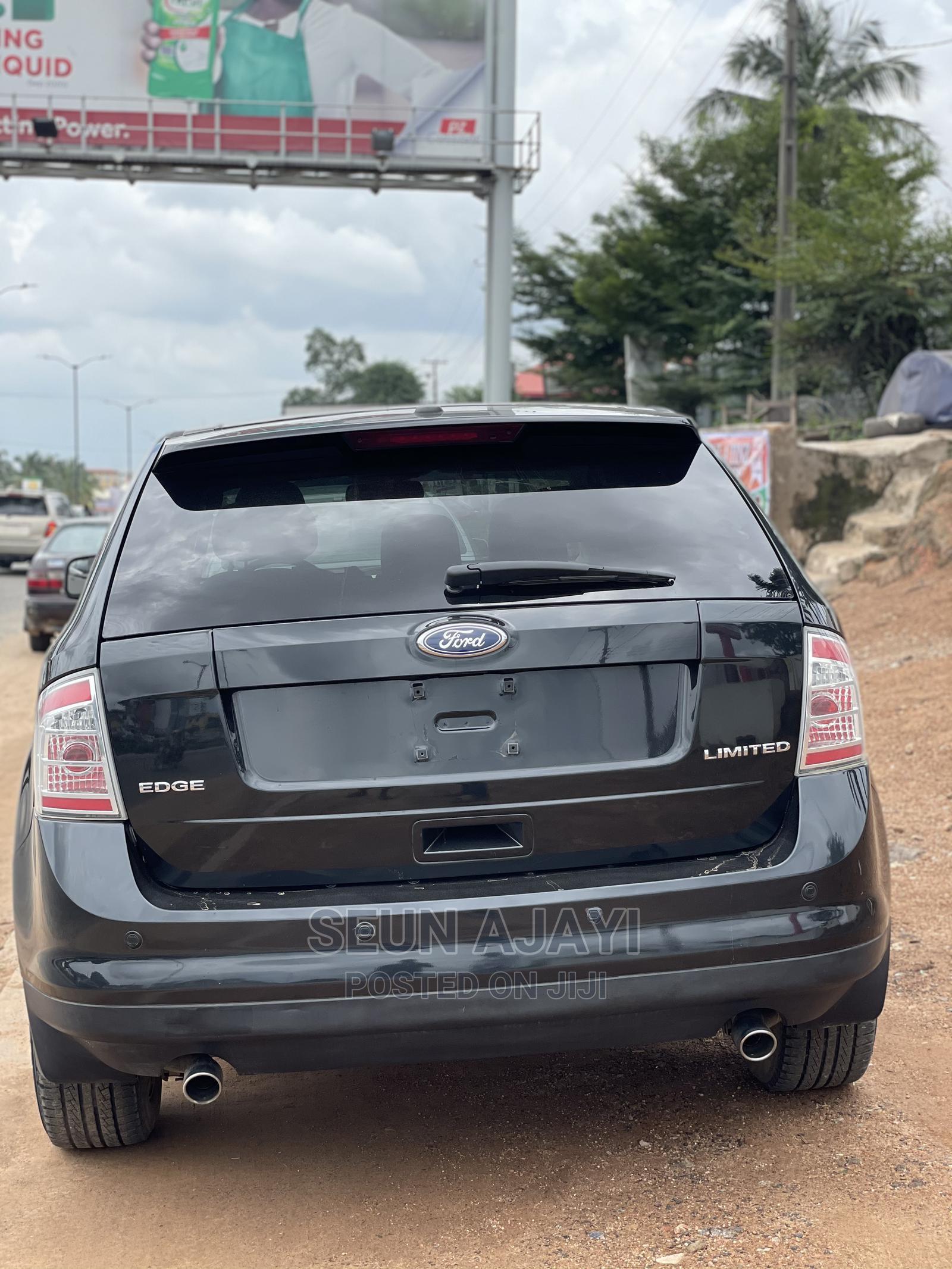 Ford Edge 2010 Black | Cars for sale in Ibadan, Oyo State, Nigeria