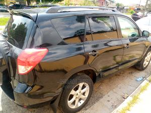Toyota RAV4 2007 1.8 Black | Cars for sale in Lagos State, Amuwo-Odofin