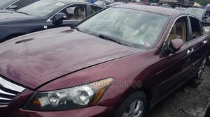 Honda Accord 2010 Red | Cars for sale in Lagos State, Amuwo-Odofin