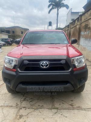 Toyota Tacoma 2012 Double Cab V6 Red   Cars for sale in Lagos State, Ikeja