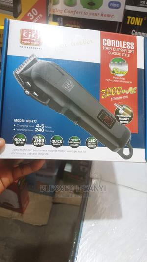 Rechargeable Clipper | Tools & Accessories for sale in Lagos State, Ojo