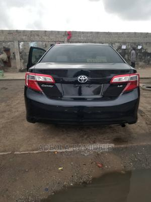 Toyota Camry 2013 Black | Cars for sale in Lagos State, Amuwo-Odofin