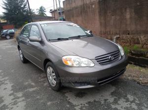 Toyota Corolla 2003 Sedan Automatic Gray | Cars for sale in Lagos State, Ikeja