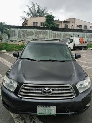 Toyota Highlander 2008 Gray   Cars for sale in Lagos State, Ikeja