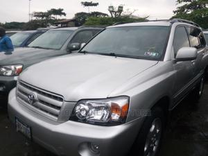 Toyota Highlander 2006 Limited V6 Silver | Cars for sale in Lagos State, Apapa