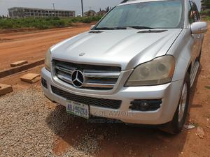 Mercedes-Benz GL-Class 2009 GL 450 Silver | Cars for sale in Abuja (FCT) State, Lokogoma