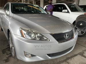 Lexus IS 2008 250 Silver | Cars for sale in Lagos State, Apapa