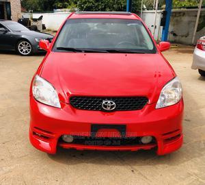 Toyota Matrix 2004 Red | Cars for sale in Kaduna State, Kaduna / Kaduna State