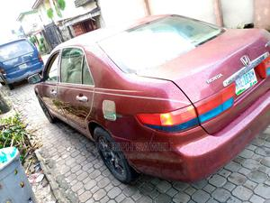 Honda Accord 2005 Red | Cars for sale in Rivers State, Port-Harcourt