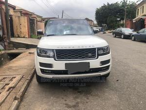 Land Rover Range Rover Vogue 2014 White | Cars for sale in Lagos State, Ogba