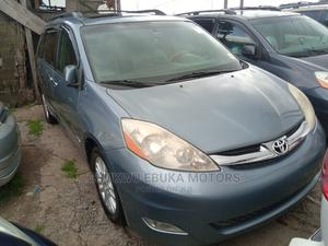 Toyota Sienna 2008 XLE Limited Blue | Cars for sale in Lagos State, Apapa