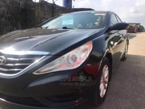 Hyundai Sonata 2011 Hybrid Black   Cars for sale in Lagos State, Abule Egba