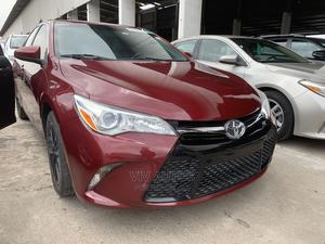 Toyota Camry 2015 Red   Cars for sale in Lagos State, Apapa