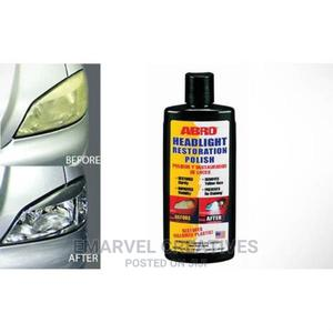 Abro Headlight Restoration Polish | Vehicle Parts & Accessories for sale in Lagos State, Surulere