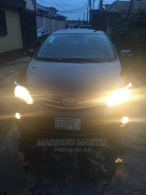 Toyota Corolla 2012 Black | Cars for sale in Lagos State, Agboyi/Ketu