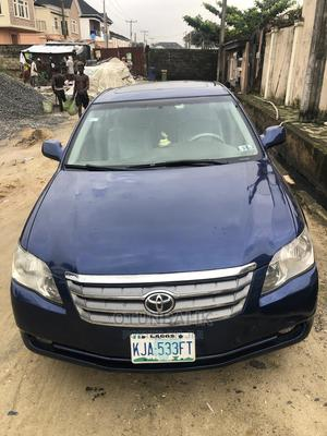 Toyota Avalon 2005 XLS Blue | Cars for sale in Lagos State, Ajah