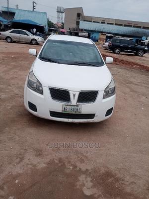 Pontiac Vibe 2009 1.8L White | Cars for sale in Abuja (FCT) State, Nyanya