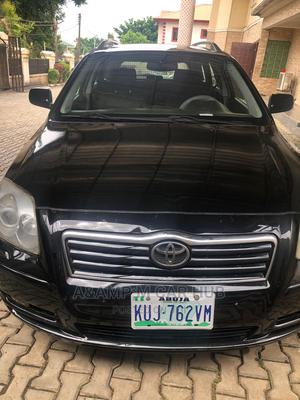 Toyota Avensis 2006 Black | Cars for sale in Abuja (FCT) State, Wuse