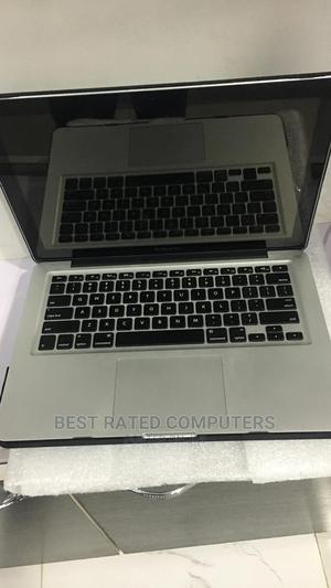 Laptop Apple MacBook 2012 4GB Intel Core I5 HDD 500GB | Laptops & Computers for sale in Oyo State, Ibadan