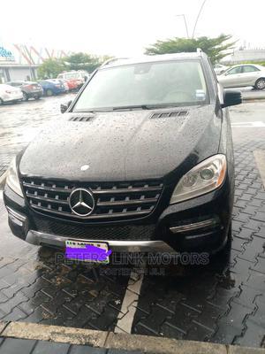 Mercedes-Benz M Class 2014 Black | Cars for sale in Delta State, Warri