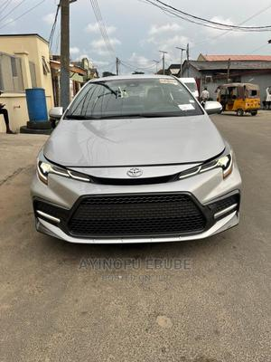 Toyota Corolla 2020 SE Silver | Cars for sale in Lagos State, Surulere