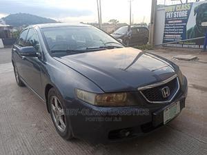 Honda Accord 2005 2.4 Type S Automatic Gray | Cars for sale in Ekiti State, Ado Ekiti