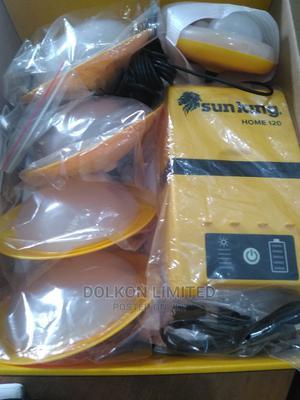 Sunking Home120, 5 Bulbs | Solar Energy for sale in Lagos State, Lagos Island (Eko)