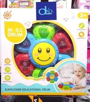 Sunflower Music Drum | Toys for sale in Lagos State, Apapa