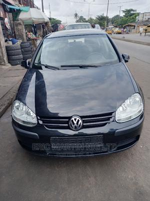 Volkswagen Golf 2007 Black   Cars for sale in Lagos State, Surulere