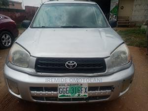 Toyota RAV4 2003 Automatic Silver   Cars for sale in Lagos State, Abule Egba