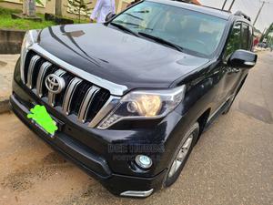 Toyota Land Cruiser Prado 2012 Black | Cars for sale in Lagos State, Ojodu