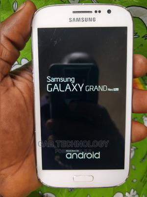 Samsung Galaxy Grand Prime Plus 8 GB White   Mobile Phones for sale in Lagos State, Ikeja