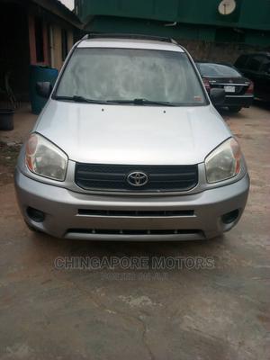 Toyota RAV4 2005 Silver | Cars for sale in Lagos State, Ikorodu