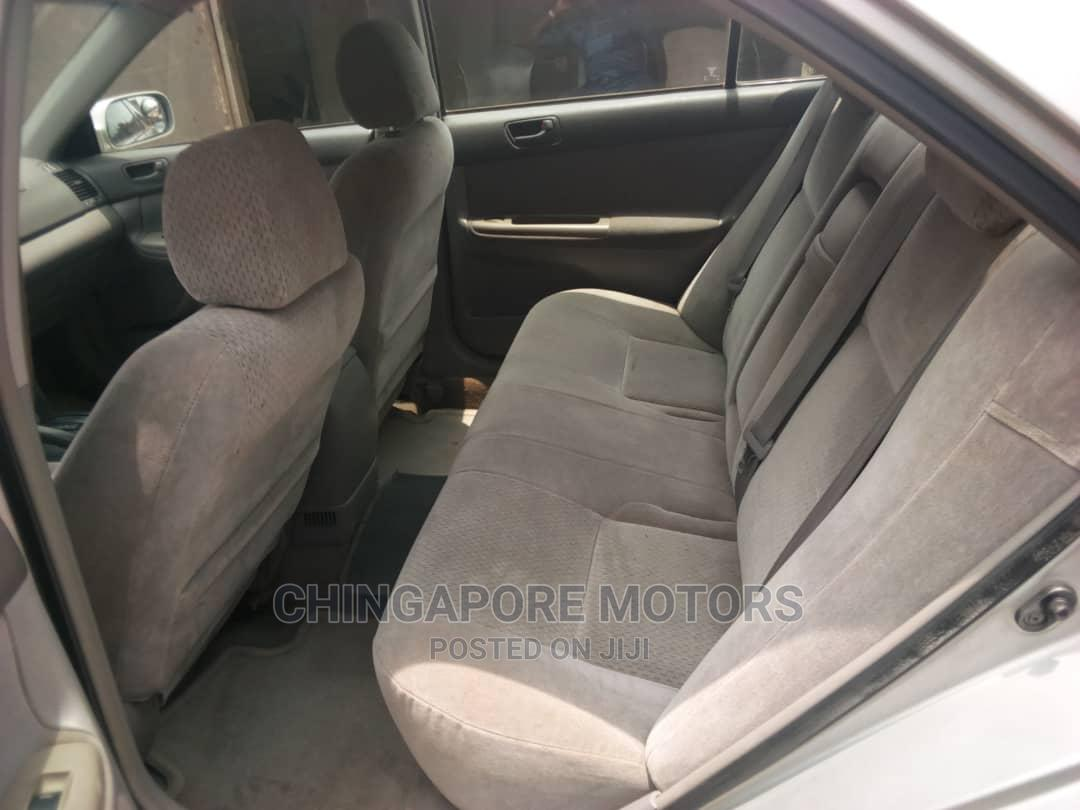 Toyota Camry 2003 Silver | Cars for sale in Ikorodu, Lagos State, Nigeria
