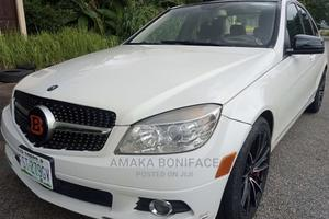 Mercedes-Benz C300 2010 White | Cars for sale in Delta State, Oshimili South
