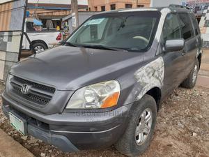 Honda Pilot 2003 Gray   Cars for sale in Lagos State, Ifako-Ijaiye