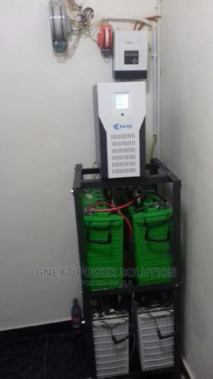 3.5kva Solar/Inverter Full Installation | Solar Energy for sale in Lagos State, Ikeja