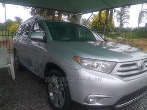 Toyota Highlander 2012 Limited Silver | Cars for sale in Abuja (FCT) State, Mabushi
