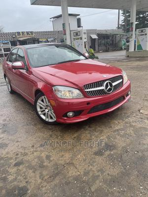 Mercedes-Benz C300 2008 Red | Cars for sale in Lagos State, Ojo