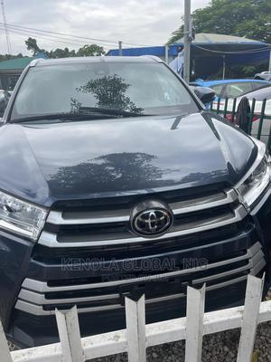 Toyota Highlander 2018 Black | Cars for sale in Abuja (FCT) State, Garki 2