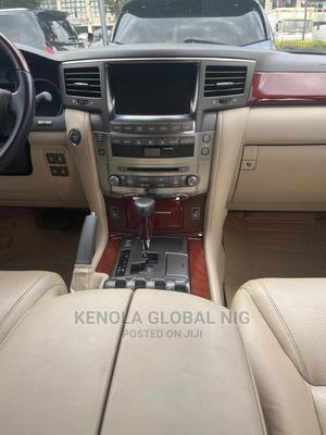 Lexus LX 2009 570 Black | Cars for sale in Abuja (FCT) State, Garki 2