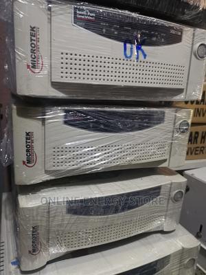 Microtek 1.1kva/12v Inverter   Solar Energy for sale in Lagos State, Shomolu