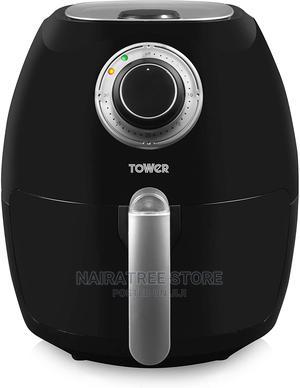 Tower Air Fryer 3.2 Litre, Black   Kitchen Appliances for sale in Lagos State, Lekki