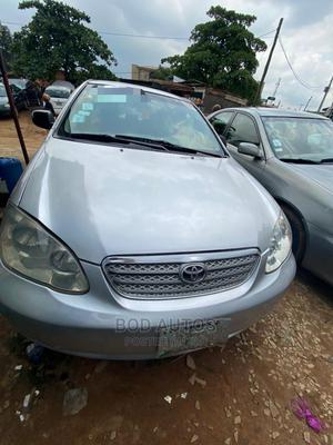 Toyota Corolla 2005 CE Silver | Cars for sale in Lagos State, Ogba