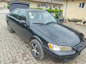 Toyota Camry 1999 Automatic Black   Cars for sale in Ogun State, Obafemi-Owode