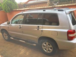 Toyota Highlander 2004 Silver | Cars for sale in Delta State, Aniocha South