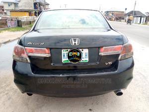 Honda Accord 2008 Black | Cars for sale in Delta State, Warri